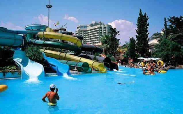 Dedeman aquapark antalya attractions tarifs horaires - Horaire piscine coliseum ...
