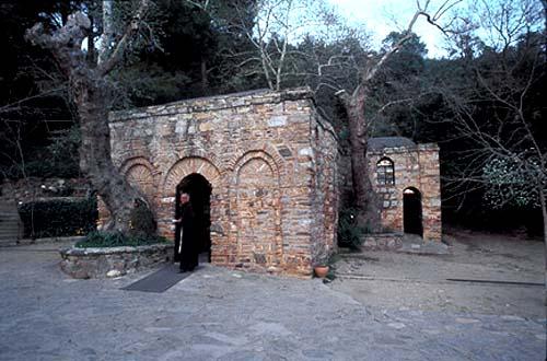 La maison de la Vierge Marie - d'un site Turque dans Approfondissement vierge-marie